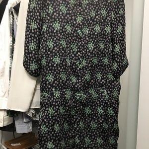 Aqua Shorts Romper/jumpsuit Button Down